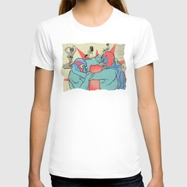 Mondo Lucha! T-shirt