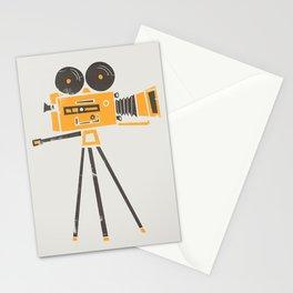 Cine Camera Stationery Cards