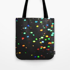 Sparkles: Neon Lights Tote Bag