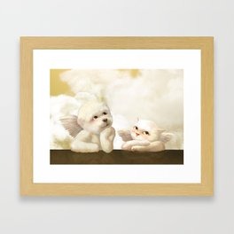Cherubs Framed Art Print