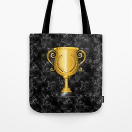 Trophy cup Tote Bag