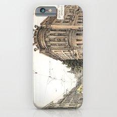 Basel Sketchbook iPhone 6s Slim Case