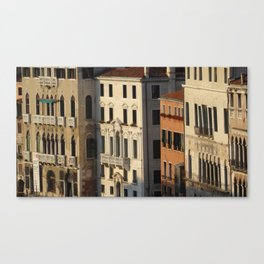 Venice Mon Amour Canvas Print