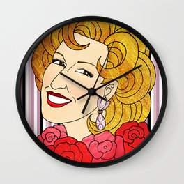 Bette Wall Clock