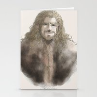 fili Stationery Cards featuring Fili  by ScottyTheCat