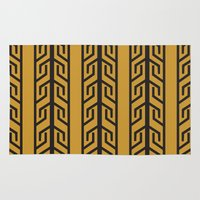 egyptian Area & Throw Rugs featuring Egyptian by PintoQuiff