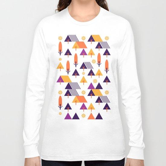 Forest Walk Long Sleeve T-shirt