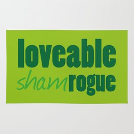 Loveable Shamrogue Rug