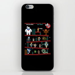 The Real Donkey Puft iPhone Skin