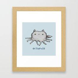 Octopuss Framed Art Print