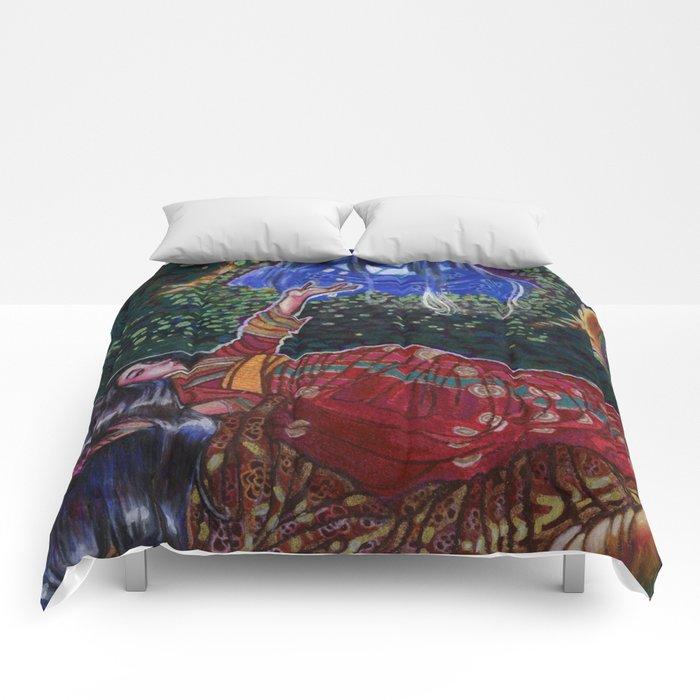 Botan Hime Comforters