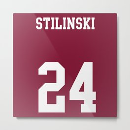 STILINSKI - 24 Metal Print