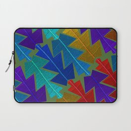 FESTIVE FOREST Laptop Sleeve