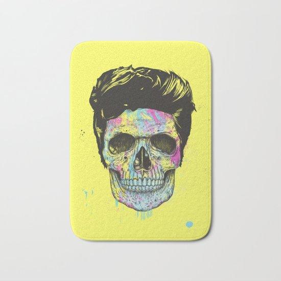 Color your death Bath Mat