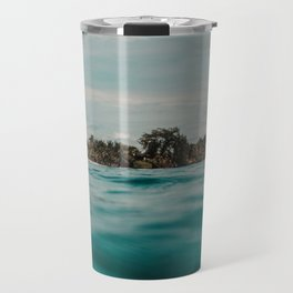Shipwrecked Ocean Blues Travel Mug