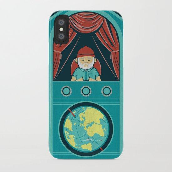 Aquatic Adventurer iPhone Case