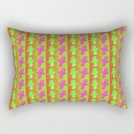 Fantasy-war-pattern #3 Rectangular Pillow