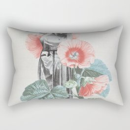 Botanical Bride Rectangular Pillow