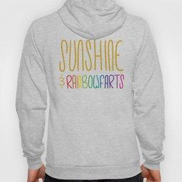 Sunshine & Rainbowfarts Hoody