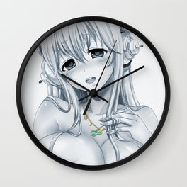 Super Sonico Soniko II Wall Clock