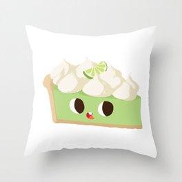 Baby Cakes - Key Lime Pie Throw Pillow