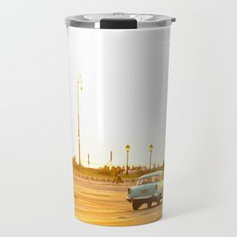 Cuban sunset Travel Mug