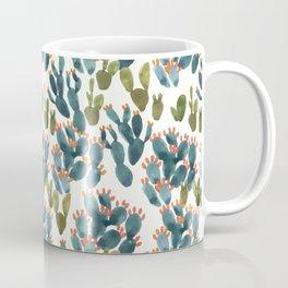 Nopal Cactus Field Coffee Mug