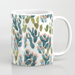 Nopal Cactus Field Coffee Mug