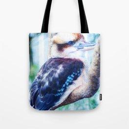 A Kookaburra Tote Bag