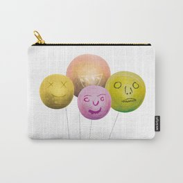 Happy Balloons Carry-All Pouch