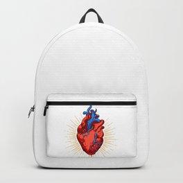 Holy Heart Backpack