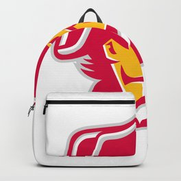 American Revolution General Mascot Backpack