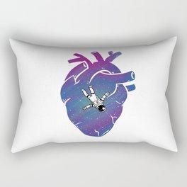 The Final Frontier Redux Rectangular Pillow