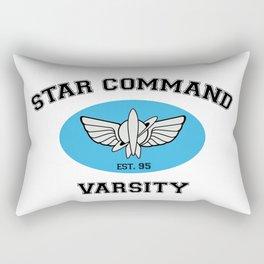 Star Command Varsity - Toy Story Rectangular Pillow