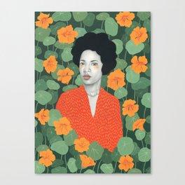 Elga Canvas Print