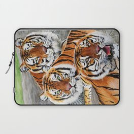 Texas Tiger Trio Laptop Sleeve