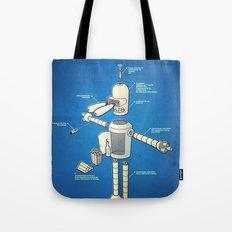Bender Tote Bag