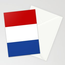 netherlands country flag Stationery Cards