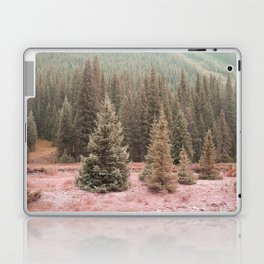 Look For Me In The Trees Laptop & iPad Skin