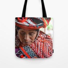 Peruvian Tote Bag