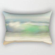 Slowly Rolling Rectangular Pillow