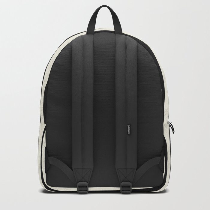 Retro Stripe Reverse Backpack