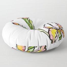 Iris Floor Pillow