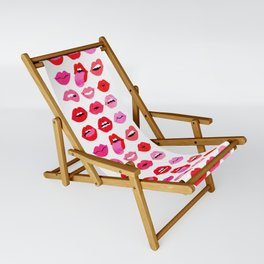 Lips of Love Sling Chair