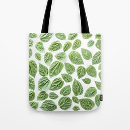 Leaves pattern (28) Tote Bag