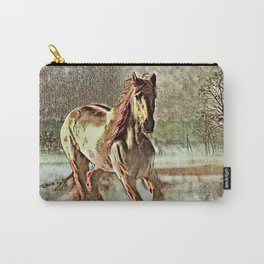 Toony Horse Carry-All Pouch