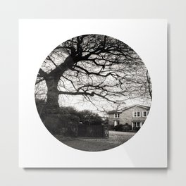 Home B1 Metal Print