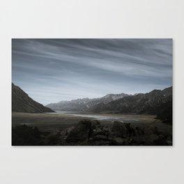 Giant's Footprint Canvas Print