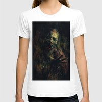 zombie T-shirts featuring Zombie by Sirenphotos