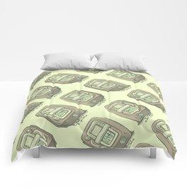 Old Radio Orion Comforters